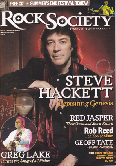 Feature in Rock Society on Genesis Revisited II