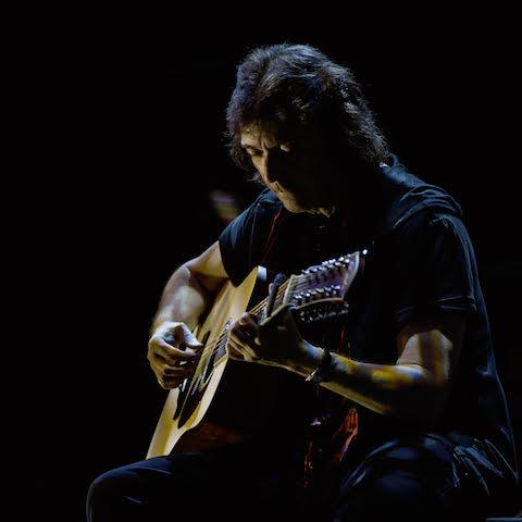 Steve Hackett Acoustic shows - Trading Boundaries, East Sussex - December 2018
